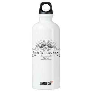 Astoriaのウィスキーの社会SIGG旅行ボトル(0.6L) SIGG トラベラー 0.6L ウォーターボトル