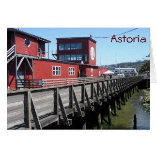 Astoria、オレゴン カード