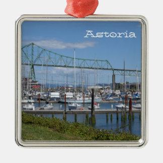 Astoria、オレゴン メタルオーナメント