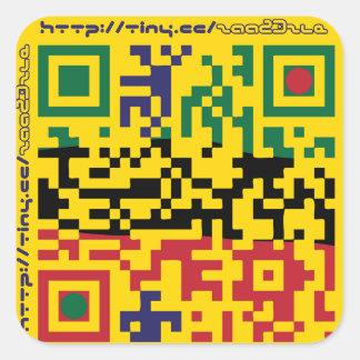 astrastudios QRcode スクエアシール