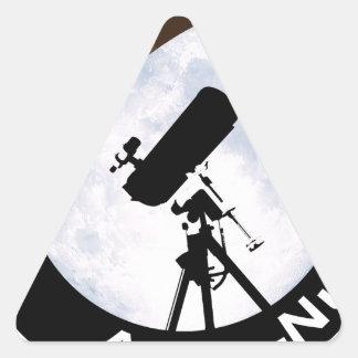 Astroナット 三角形シール