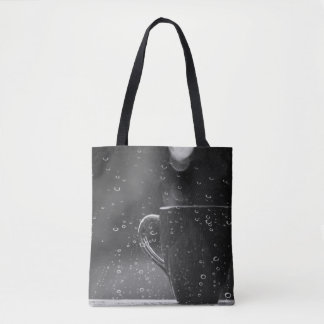 At the Cafe Tote Bag トートバッグ