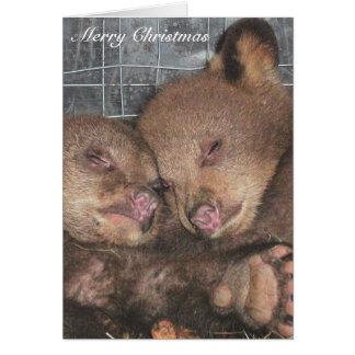 Ataメリークリスマス-及びAwina カード