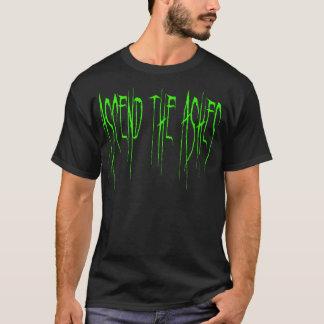 Ata緑 Tシャツ