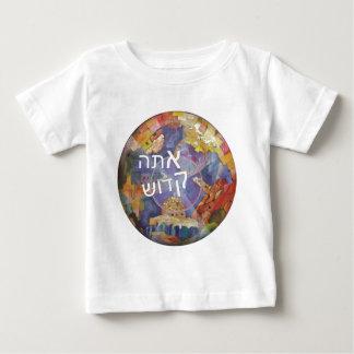 ata kadosh TRANS ベビーTシャツ