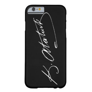 Ataturk Barely There iPhone 6 ケース
