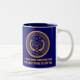 ATFのマグ ツートーンマグカップ