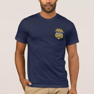 ATFアルコールタバコおよび火器 Tシャツ
