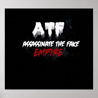 ATF帝国ポスター ポスター