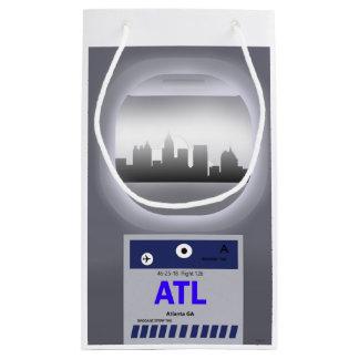 ATLのコード及びスカイライン スモールペーパーバッグ