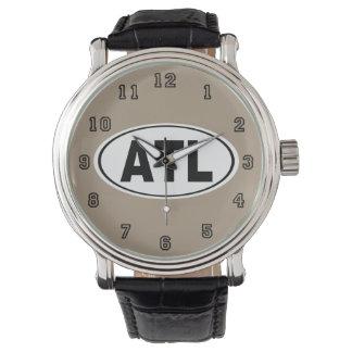 ATLアトランタジョージア 腕時計