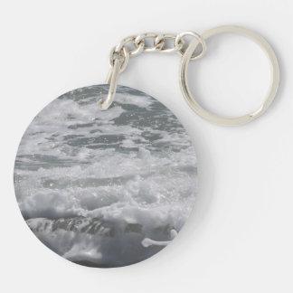 Atlantic Ocean double sided key chain キーホルダー