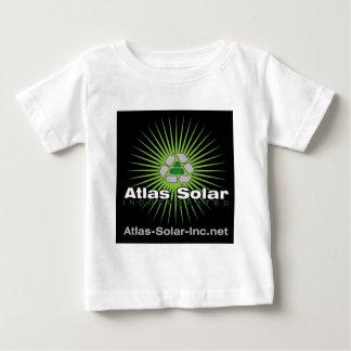 Atlas Solar Inc. ベビーTシャツ