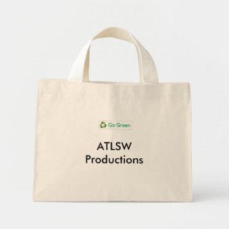 ATLSW Shopingのバッグ ミニトートバッグ
