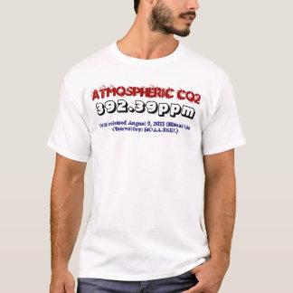 Atmoshericの二酸化炭素(2011年) Tシャツ