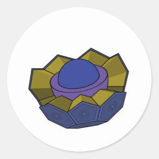 AtomBall4 ラウンドシール