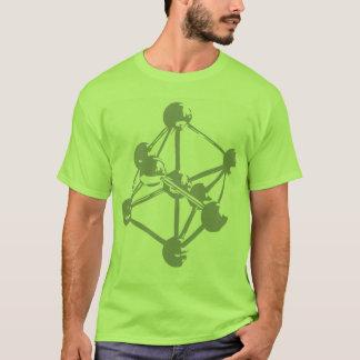 Atomium及び私! Tシャツ