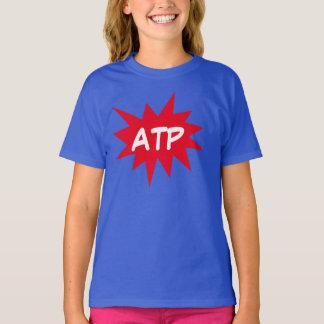 ATPのスーパーヒーローのワイシャツ Tシャツ