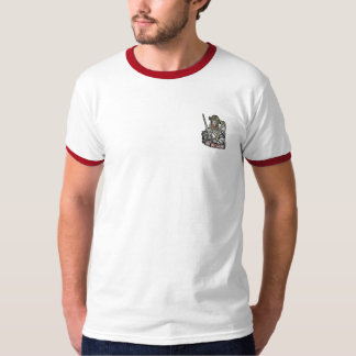 Attilaフン族のワイシャツ Tシャツ