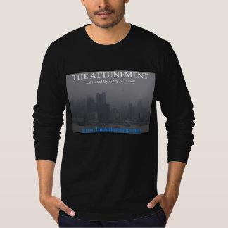 Attunementの長袖ジャージー Tシャツ