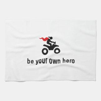 ATVの英雄 キッチンタオル