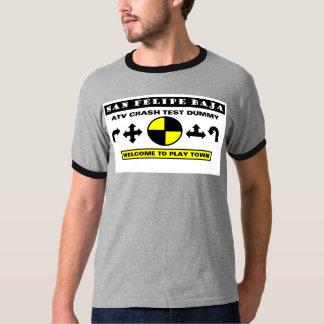 ATVの衝突テストダミー(ヴィンテージ) Tシャツ