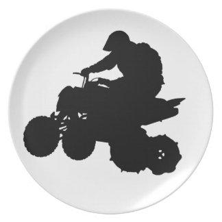 ATV プレート