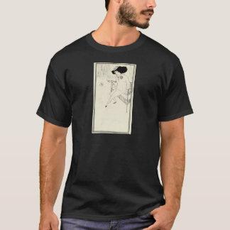 Aubrey著ジェームスMcNeillのホイスラーの風刺漫画 Tシャツ