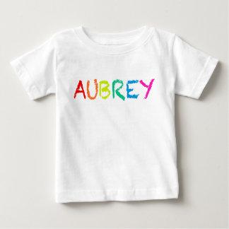 """AUBREY"" ベビーTシャツ"