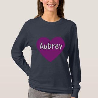 Aubrey Tシャツ