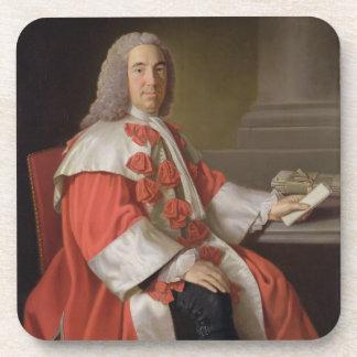 Auchinleck、c.175アレキサンダーBoswellの(1706-82年の)主 コースター