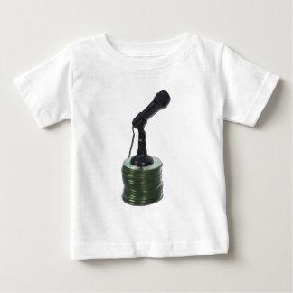 AudioDisks042211 ベビーTシャツ