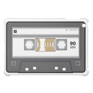AudoカセットiPadの場合 iPad Miniカバー