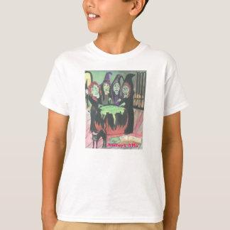 Audreyのアチック、Tシャツからの魔法使いの隠れ家 Tシャツ