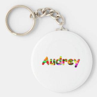 Audreyのキーホルダー キーホルダー
