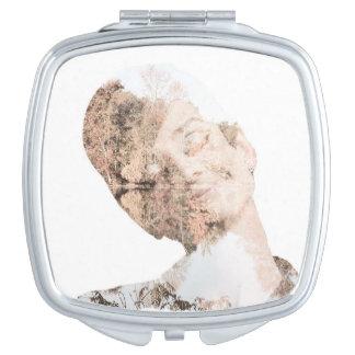Audreyの二重露光のプリント