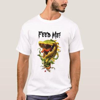 Audreyは、私を食べ物を与えます! Tシャツ