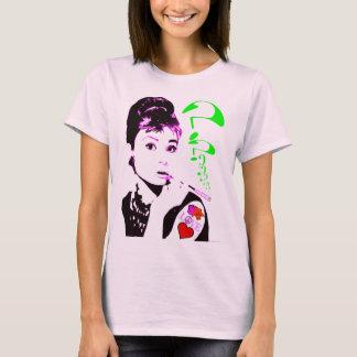 Audrey何か。 Tシャツ
