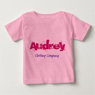Audrey Name Clothing Companyのベビーのワイシャツ ベビーTシャツ