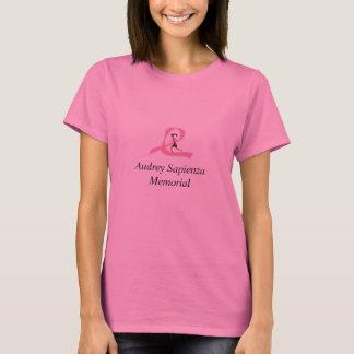 Audrey Sapienzaの記念物 Tシャツ