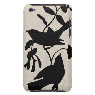 AudubonのシルエットIV Case-Mate iPod Touch ケース