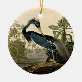 Audubonルイジアナの鷲 セラミックオーナメント