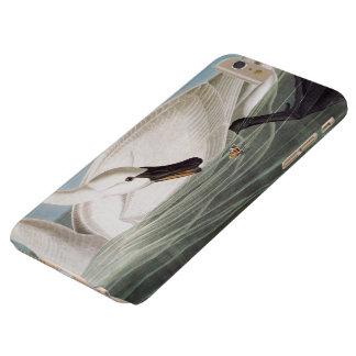 Audubon: ナキハクチョウ iPhone 6 plus ベアリーゼアケース