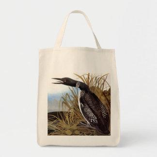 Audubon: 共通の水潜り鳥 トートバッグ