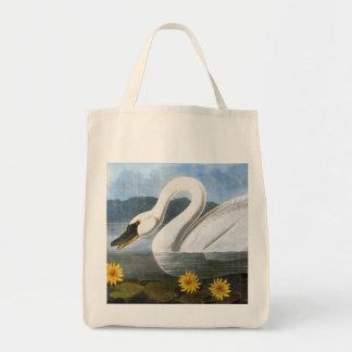 Audubon: 共通の白鳥 トートバッグ