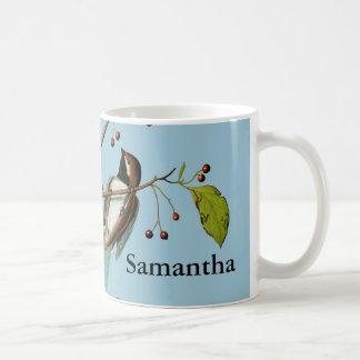 Audubon: 《鳥》アメリカゴガラ コーヒーマグカップ