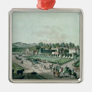 Augarten宮殿および公園、ウィーンの眺め メタルオーナメント