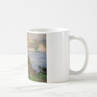 Augusteルノアール-ガーンジーの霧 コーヒーマグカップ