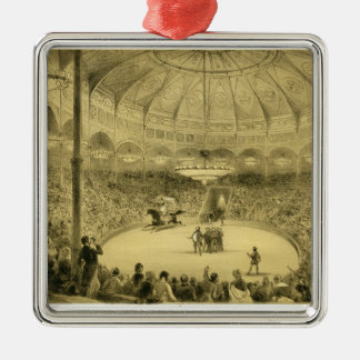 Auguste Bryが(ついている出版する国民のサーカス メタルオーナメント