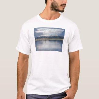 Auke湖及びMendenhallの氷河 Tシャツ